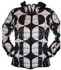 Bogner Fabia Damen Jacke Blau Weiß Größe 40 M L Neu mit Etikett