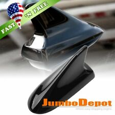 US Black Shark Fin Style Dummy Antenna Aerial Roof Top Decor For Honda Civic