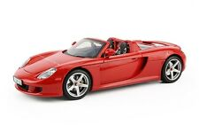 PORSCHE CARRERA GT - 2001 - 1:18 SOLIDO MODEL SCALE CAR DIECAST 380