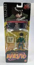 Mattel Naruto Shonen Jump Rock Lee Epic Combat Action Figure MOC & Leaf Headband