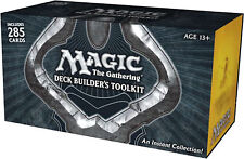 Deck Builder's Toolkit 2013 (ENGLISH) FACTORY SEALED BRAND NEW MAGIC ABUGames