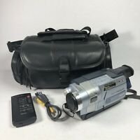Sony DCR-TRV350 Digital8 Camcorder - Record Transfer Watch VCR Video 8 Hi8 Tapes