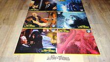 LA FOIRE DES TENEBRES ! Ray Bradbury jeu photos cinema lobby cards fantastique