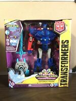 Transformers Bumblebee Cyberverse Adventures Optimus Prime - Battle Call