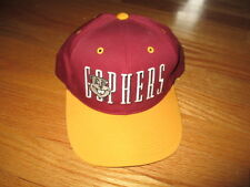 Vintage Signatures Minnesota Gophers (Adjustable Snap Back) Cap