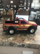 """Tonka Fire Rescue No. 6 Pick Up Truck 12""""  Toy Truck"""