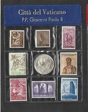 Kleine Sammling VATIKAN **, postfrisch ** + Gedenkmünze Silber PP 1965 /G 6