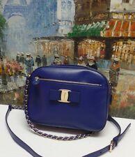 Salvatore Ferragamo 'Lydia' Leather Camera Bag - $950