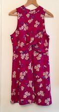 Xliaration Floral Pink Dress. Size XL (16/18 UK). New No Tag.