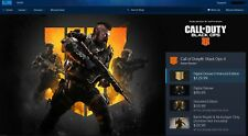 Call of Duty: Black Ops 4 Standard (PC) BattleNet account