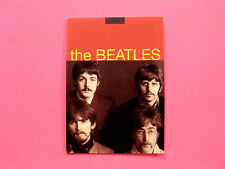 THE BEATLES OFFICIAL VINTAGE POSTCARD NOT PIN BUTTON PATCH POSTER CD UK IMPORT