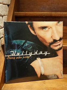 JOHNNY HALLYDAY Sang pour sang 1999 2xLp Mercury  Scellé 100%neuf