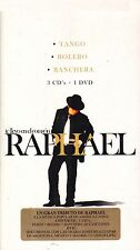 Raphael Te Llevo En El Corazon 3CDS+1DVD Import  NEW DVD SEALED
