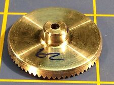 Sonic 3/32 axle 64 Pitch 62 Tooth Aluminum Drag Crown Gear Mid America Raceway