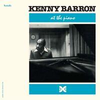 KENNY BARRON - AT THE PIANO    CD NEW!