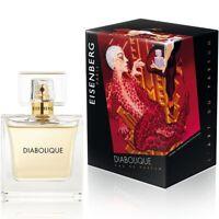 DIABOLIQUE by EISENBERG for women eau de parfum 50 ml 1.7 oz new in box sealed