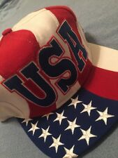 VINTAGE 90's THE GAME 1996 ATLANTA OLYMPICS USA SNAPBACK HAT !!! NEW !!!
