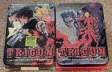 Trigun - Complete TV Series DVD - Metal Case Collector's Edition - RARE!