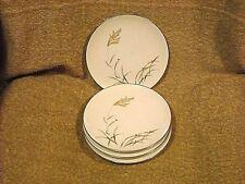 "set of (4) Sango ""Susuki"" Bread Plates"