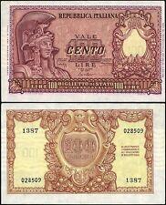 100 Lire 1951 Bolaffi - Cavallaro - Giovinco BB-SPL