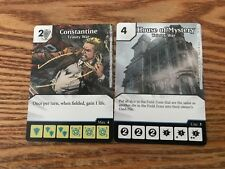 DC Comics Dice Masters Trinity War OP Constantine & House of Mystery
