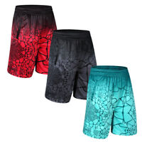 Men's Quick-dry Basketball Shorts Sport Loose Jogger Training Running Trousers