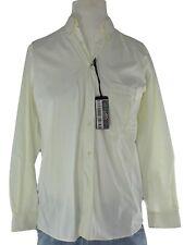 cassera camicia classica uomo giallo pallido regular taglia 40 m medium