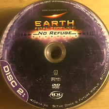 Earth Final Conflict Season 3 (DVD) REPLACEMENT DISC #2