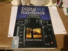 THE DIGITAL SLR HANDBOOK - MICHAEL FREEMAN (PAPERBACK)