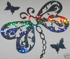 DRAGONFLY 2 * Car Decal HOLOGRAPHIC - Must have it now!