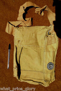 Original Mk VII Indiana Jones type Bag