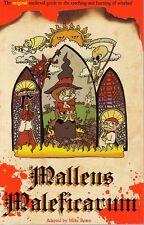 Malleus Maleficatum    Adapted by Mike Rosen    Graphic Novel Pbk NEW