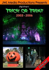 Walt Disney World Mickey's Not So Scary Halloween Party 2003-2006 3 DVD Set