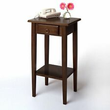 Winsome Wood 94430 Regalia Phone Table Plant Stand