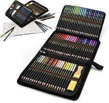 Matite Colorate da Disegno Professionali, Set 96 Pezzi Kit Arte per...