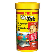 JBL Novo 250 ML, Hauptfutter-Tabletten for All Aquarium Fish