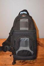 Large Lowepro Slingshot 100 AW - DSLR Sling Backpack Digital Camera Bag