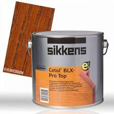 Sikkens Cetol BLX-Pro TOP nussbaum 2,5l - Dickschichtlasur Holzlasur Holzschutz