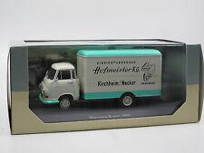 ATLAS VERLAG, Hanomag Kurier Kastenwagen, 1960, HOFMEISTER KG, 1/43 OVP