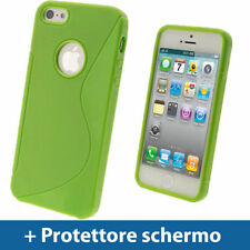 Cover e custodie verde semplice per iPhone 5