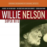 Super Hits - Music CD - Nelson, Willie -  1994-05-31 - Sony - Very Good - Audio