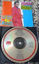 STEPHEN BISHOP CD Walking On Air Phil Collins Sting Eric Clapton Steve Lukather