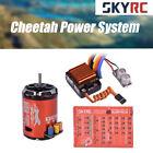 SKyRC Cheetah 10.5T 3250KV Brushless Motor Program Card+1/10 60A Sensored ESC