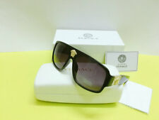 Versace Sunglasses VE1574 Black-Less golden/Black Men Sunglasses 57mm