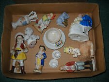 Pre-owned Lot Of Japan Figurines & Items + Other Vintage Ceramic items