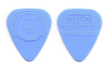 New listing The Cult Billy Duffy Blue Herco Guitar Pick - 1 Dot Variation 2011 Tour