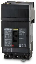 BRAND NEW - SQUARE D HJA36125 POWERPACT BREAKER 125 AMP, 3 POLE, 600 VOLT