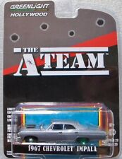 "1967 Chevrolet Impala  ""The A-Team""  / Greenlight HW  ""Green Machine"" 1:64"