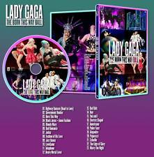LADY GAGA THE BORN THIS WAY BALL DVD TOUR JOANNE THE CURE BAD ROMANCE TELEPHONE