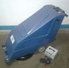 BlueStar FloorWorks Floor Buffer/Burnisher. Walk Behind. Battery Operated.